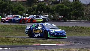 Auto Rubén García Jr escuderia Canels septima fecha del campenota NASCAR
