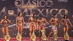 Campeones de Fisicoconstructivismo en el 66 clásico Mr México 2018 1