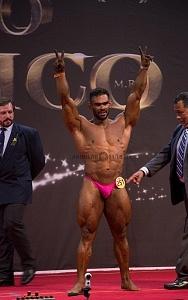Carlos Rodríguez Hernández se Corona como Mr México 2018