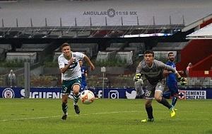Cruz Azul le Gana en el Torneo de Copa al Zacatepec 2-0 en el Estadio Azteca 13