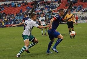 Cruz Azul le Gana en el Torneo de Copa al Zacatepec 2-0 en el Estadio Azteca 5