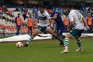 Cruz Azul le Gana en el Torneo de Copa al Zacatepec 2-0 en el Estadio Azteca 6