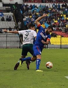 Cruz Azul le Gana en el Torneo de Copa al Zacatepec 2-0 en el Estadio Azteca 9