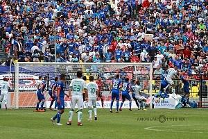 Cruz Azul mantiene lo invicto al vencer al LÉON 3 a 0 en la jornada 5 del torneo de la Liga MX apertura 2018 1