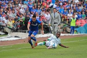 Cruz Azul mantiene lo invicto al vencer al LÉON 3 a 0 en la jornada 5 del torneo de la Liga MX apertura 2018 2
