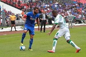 Cruz Azul mantiene lo invicto al vencer al LÉON 3 a 0 en la jornada 5 del torneo de la Liga MX apertura 2018