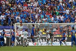 Cruz Azul mantiene lo invicto al vencer al LÉON 3 a 0 en la jornada 5 del torneo de la Liga MX apertura 2018 9