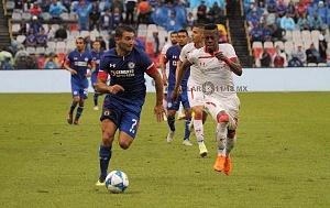 Cruz Azul vence al Toluca en el Coloso de Santa Úrsula en la jornada 6 del torneo apertura 2018 de la Liga MX 1