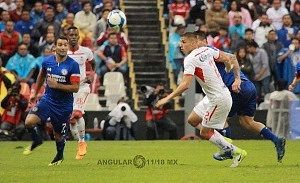 Cruz Azul vence al Toluca en el Coloso de Santa Úrsula en la jornada 6 del torneo apertura 2018 de la Liga MX 3