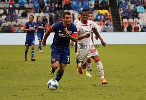 Cruz Azul vence al Toluca en el Coloso de Santa Úrsula en la jornada 6 del torneo apertura 2018 de la Liga MX