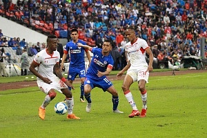 Cruz Azul vence al Toluca en el Coloso de Santa Úrsula en la jornada 6 del torneo apertura 2018 de la Liga MX 5