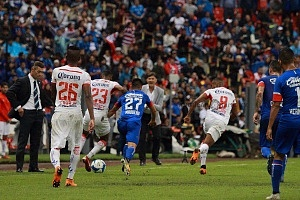 Cruz Azul vence al Toluca en el Coloso de Santa Úrsula en la jornada 6 del torneo apertura 2018 de la Liga MX 9