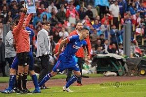 Cruz Azul vence al Toluca en el Coloso de Santa Úrsula en la jornada 6 del torneo apertura 2018 de la Liga MX cambio
