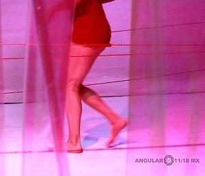 El proyecto de danza contemporánea MO+ presenta Amorfa interpretada por Melva Olivas 4