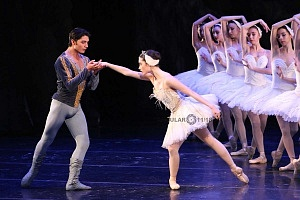 Espectacular inicio de temporada de El lago de los cisnes en el Palacio de Bellas Artes 4