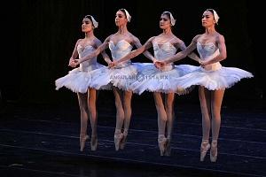 Espectacular inicio de temporada de El lago de los cisnes en el Palacio de Bellas Artes 5