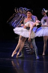 Espectacular inicio de temporada de El lago de los cisnes en el Palacio de Bellas Artes 7