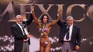 Fitness Figura con el número 1499, Yukari Peralta Jiménez de Baja California