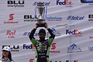 Hugo Olivera, 2do lugar Gran Premio Monster Energy septima fecha