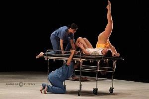 Laleget Danza presentó el estreno de Manesés y la esquizofrenia en el Palacio de Bellas Artes 1