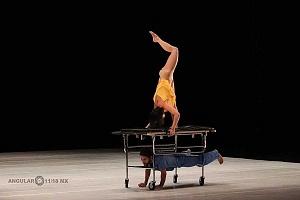 Laleget Danza presentó el estreno de Manesés y la esquizofrenia en el Palacio de Bellas Artes 5