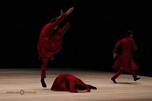 Laleget Danza presentó el estreno de TheCoat, Manesés y la esquizofrenia en el Palacio de Bellas Artes 2