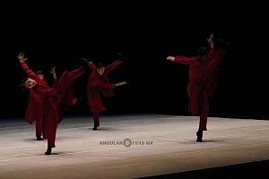 Laleget Danza presentó el estreno de TheCoat, Manesés y la esquizofrenia en el Palacio de Bellas Artes