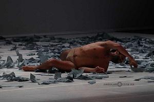Laleget Danza presentó el estreno de TheCoat, Manesés y la esquizofrenia y el solo False Cognate en el Palacio de Bellas Artes 4