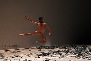 Laleget Danza presentó el estreno de TheCoat, Manesés y la esquizofrenia y el solo False Cognate en el Palacio de Bellas Artes 5