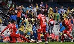 Las Águilas del América vencen 3-0 a los Tiburones rojos de Veracruz en la jornada 2 de la liga MX