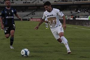 Los Pumas caen ante el Queretaro 0-1 en la jornada 6 de la Liga MX Apertura 2018
