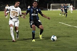 Los Pumas caen ante el Queretaro 0-1 en la jornada 6 de la Liga MX Apertura 2018 m