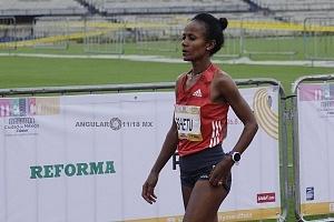 Maratón de la Ciudad de México Categoria femenil