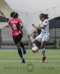 Pumas derrota a Lobos BUAP en la Jornada 5 de la Liga MX Femenil por 1-0 (1)
