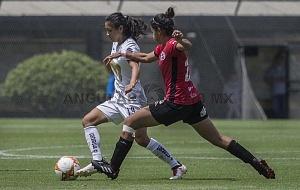 Pumas derrota a Lobos BUAP en la Jornada 5 de la Liga MX Femenil por 1-0 (2)