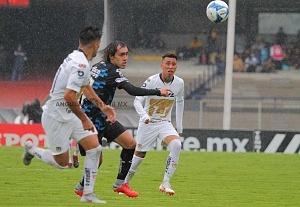 Pumas iguala 0-0 frente al Pachuca en el estadio Olimpico Universitario jornada 4 apertura Liga MX 2018 3