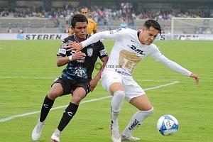 Pumas iguala 0-0 frente al Pachuca en el estadio Olimpico Universitario jornada 4 apertura Liga MX 2018 5