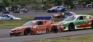 Séptima fecha del campeonato NASCAR Peak México Series 2018 auto numero 2