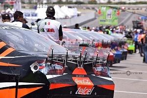 Séptima fecha del campeonato NASCAR Peak México Series Queretaro 2018