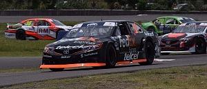 Séptima fecha del campeonato NASCAR Peak México Series2018 auto numero 1
