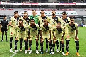 Titulares de Amércia frente al Veracruz en la jornada 2 de la liga MX 2018