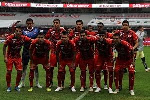 Titulares de Veracruz frente al América
