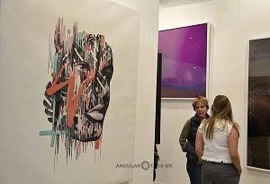 Zona Maco Sala 1 de Exposición edición 2018
