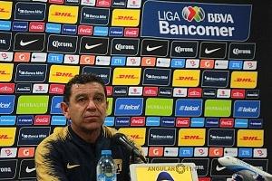 director tecnico de Pumas David Patiño