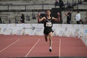 el mexicano Juan Joel Pacheco Orozco se colocó en el sexto puesto del maratón de la CDMX 2018