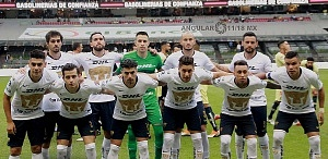equipo titular de Pumas en la jornda 7 del apertura 2018