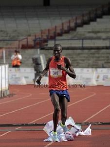 keniata Tikus Eriku ganador de la edición XXXVI del Maratón de la Ciudad de México g