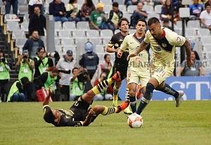 América vence al Monarcas Morelia 2-1 en la jornada 9, del torneo de liga mx, apertura 2018