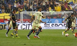 América vence al Monarcas Morelia 2-1, en la jornada 9, del torneo de liga mx, apertura 2018