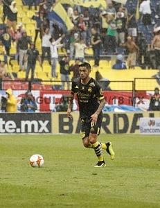 América vence al Monarcas Morelia 2-1 en la jornada 9, del torneo de liga mx, apertura 2018 jugador de Morelia
